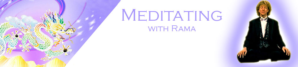 Rama - Dr. Frederick Lenz: Meditating With Rama